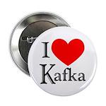 I Love Kafka Button