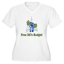 DC Budget Freedom T-Shirt