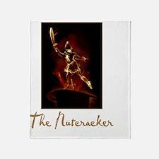 Nutcracker Throw Blanket