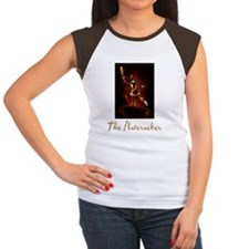 Nutcracker Women's Cap Sleeve T-Shirt