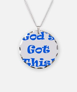God's Got This B Necklace
