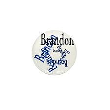 Brandon Mini Button