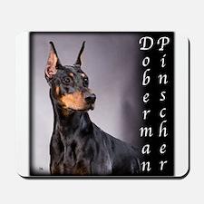 Doberman Pinscher Mousepad