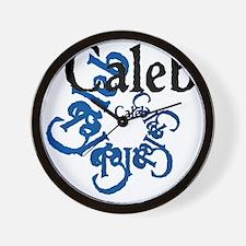 Caleb Wall Clock