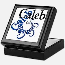 Caleb Keepsake Box