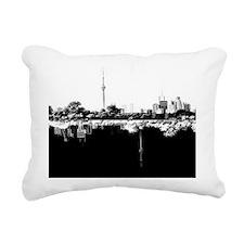 IMG_6754 Toronto Reflect Rectangular Canvas Pillow