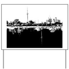 IMG_6754 Toronto Reflection BW Yard Sign