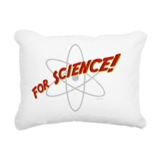 For Science Rectangular Canvas Pillow