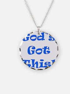 Gods Got This B Necklace