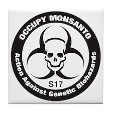 OccupyMonsanto Tile Coaster