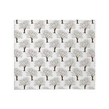 oo Curtains 60 x 60 Throw Blanket