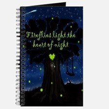 Fireflies light the heart of night SB Journal