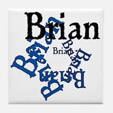 Brian Tile Coaster