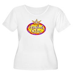 Scrapbook Queen Crown T-Shirt