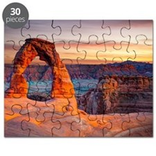 Delicate Arch, Arches National Park, UT. Puzzle
