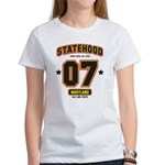Statehood Maryland Women's T-Shirt