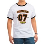 Statehood Maryland Ringer T