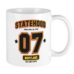Statehood Maryland Mug