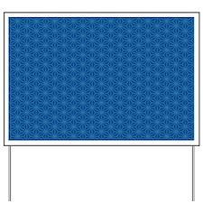 area rug 5x7 aiyana hexagon Yard Sign