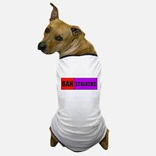 BAN STALKERS Dog T-Shirt