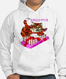 tigger cuddle up with me Hoodie
