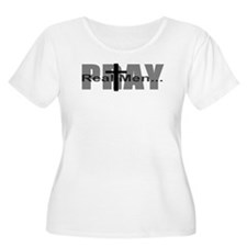 Real Men Pray T-Shirt