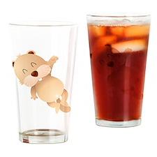 Fun Animal Shirt for Kids Drinking Glass