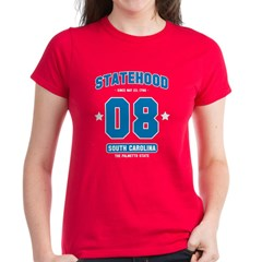 Statehood South Carolina Tee