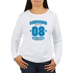 Statehood South Carolina Women's Long Sleeve T-Shi