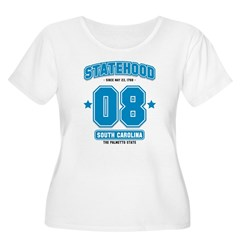 Statehood South Carolina T-Shirt