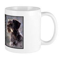 German Wirehaired Pointer Small Mug