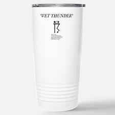 Wet Thunder Travel Mug