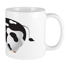 Fat Cow Shirt Mug