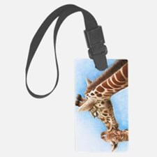 Giraffe and Calf 3G Phone Case Luggage Tag