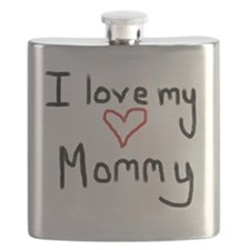 I love my Mommy Flask
