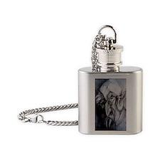 Nosferatu Flask Necklace