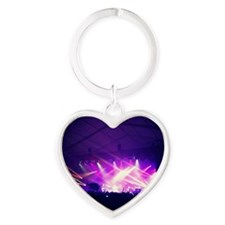 umphreys magee. some late shit. Heart Keychain