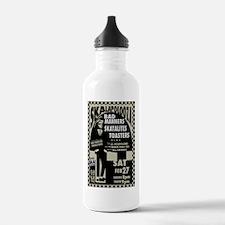 BAd Manners SKA/Skatal Water Bottle