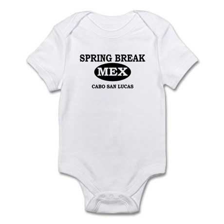 Spring Break Cabo San Lucas, Infant Bodysuit