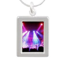 dark star orchestra 1992 Silver Portrait Necklace