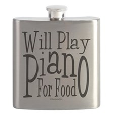 Will Play Piano Flask