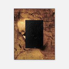 Leonardo Da Vinci La Scapigliata Picture Frame