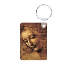 Leonardo Da Vinci La Scapi Keychains