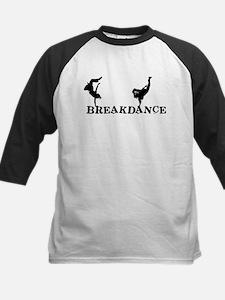 BreakDance Kids Baseball Jersey