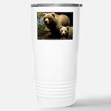 Momma Bear and Cub (Mug Travel Mug