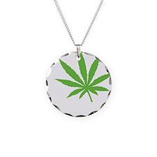 I Love Marijuana Necklace