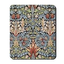 William Morris Design Mousepad