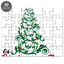 Oh Christmas Tree Puzzle