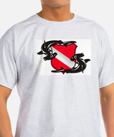 Hammerhead Shield T-Shirt