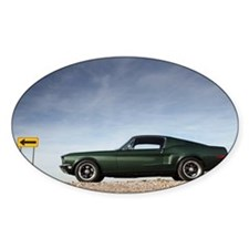 Mustang Decal